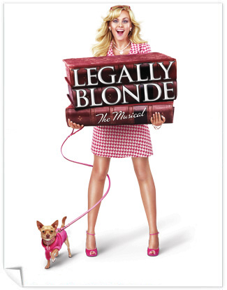 Legally Blonde: Musical and Movie | ParrishCo.