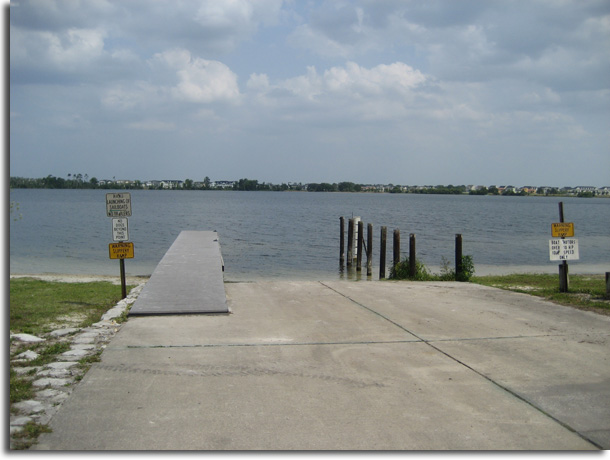 Baldwin Park Dock
