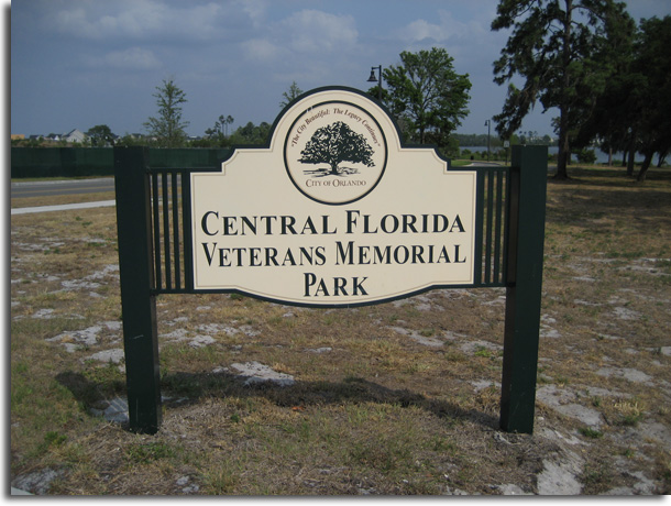 Central Florida Veterans Memorial Park